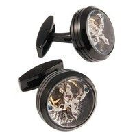 Запонки Watch Cufflinks TOURBILLON 70706